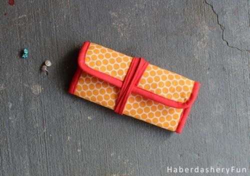 Diy Mini Jewelry Rolls