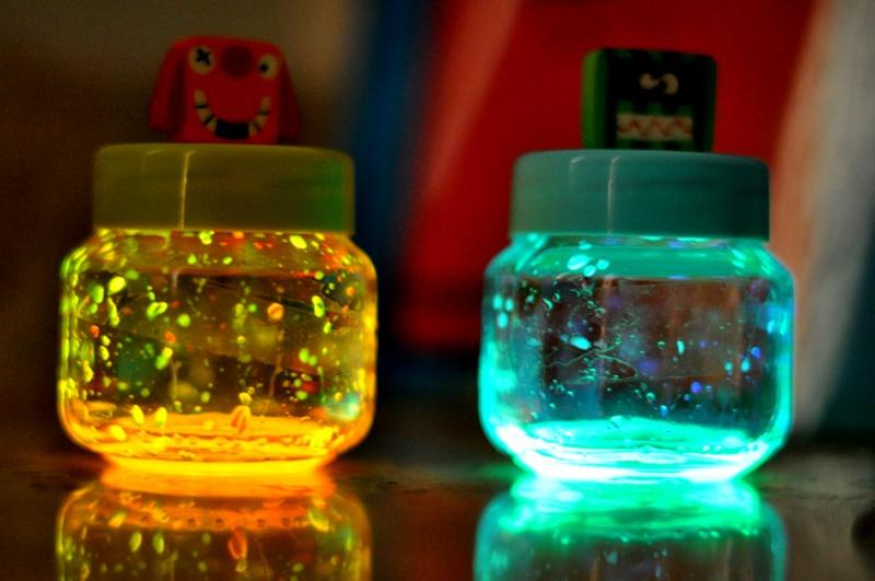 Diy Mini Neon Lamps For Kids