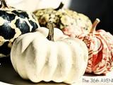 Diy Mod Podge Halloween Pumpkins