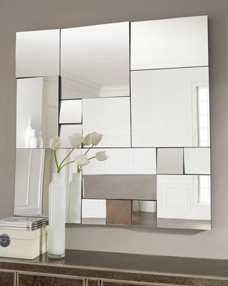 7 DIY Modern And Minimal Mirror For Laconic Home Décor