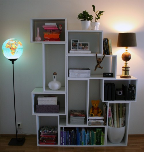 Diy Modern Bookcase