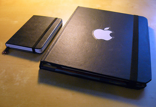Diy Moleskine Ipad Case