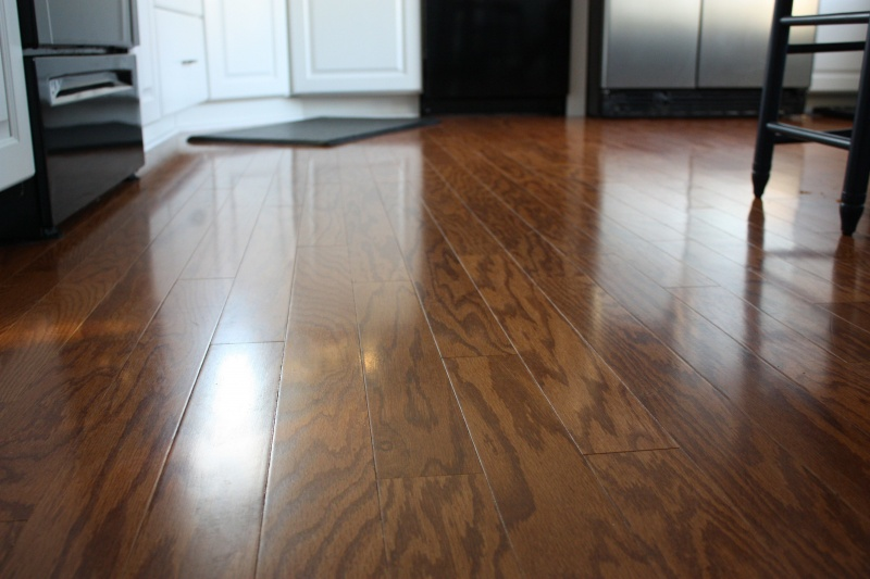 non toxic bamboo, laminate and wood solution
