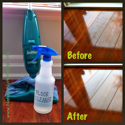 laminate mopping solution