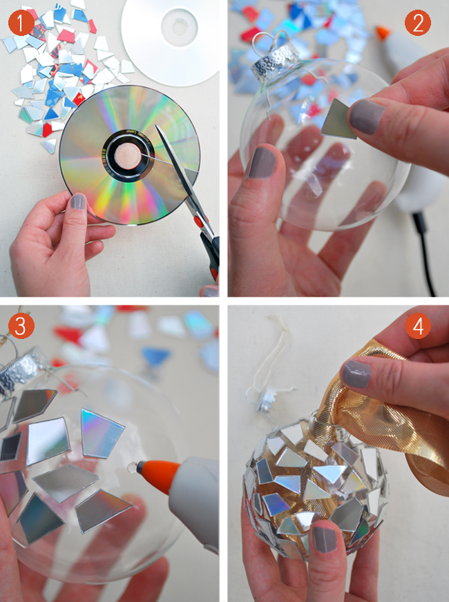 DIY Christmas Ornaments Crafts