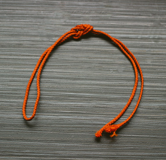 Diy Nautical Inspired Knot Bracelet