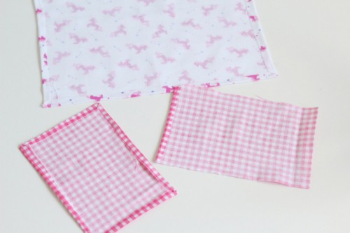 DIY No Sew Fabric Covered Notebook