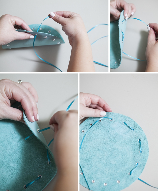 Diy Coin Purse No Sew Source somethingturquoise