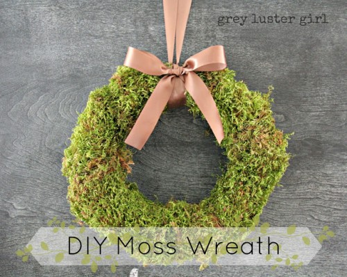 easy moss wreath (via greylustergirl)