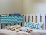 DIY Pallet Reading Nook