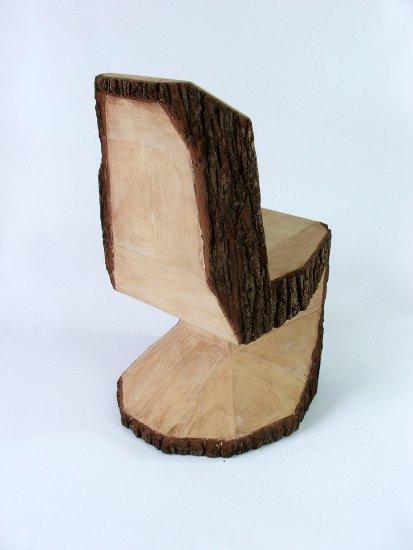Diy Panton Wooden Chair