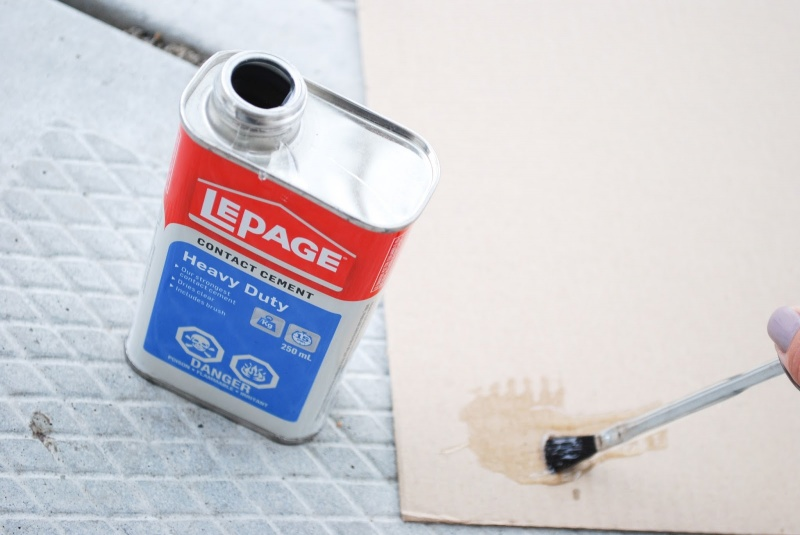 Picture Of diy patterned cork boards for pinning your stuff  3