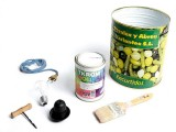 Diy Pendant Lights Of Tin Cans