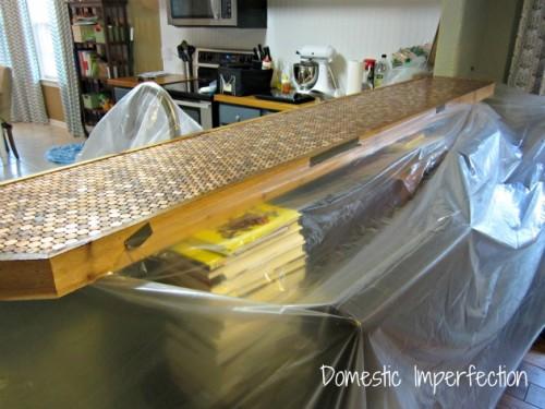 building a copper penny countertop (via domesticimperfection)