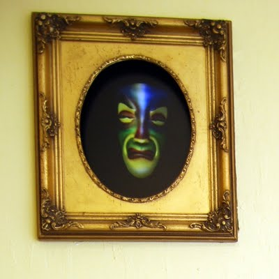 Diy Phantom Of The Opera Mirror