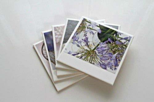 13 DIY Photo Coasters To Memorize The Happiest Moments