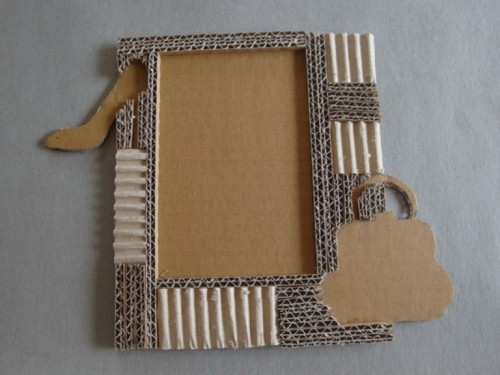 Diy Photo Frame For Your Daughter