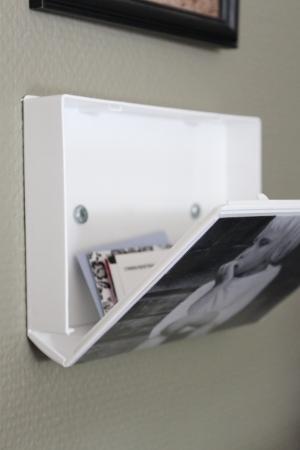 Diy Photoframe With Built In Hidden Storage