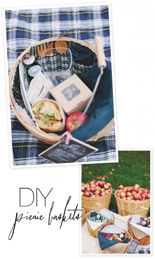 picnic basket of a bucket (via stylemepretty)