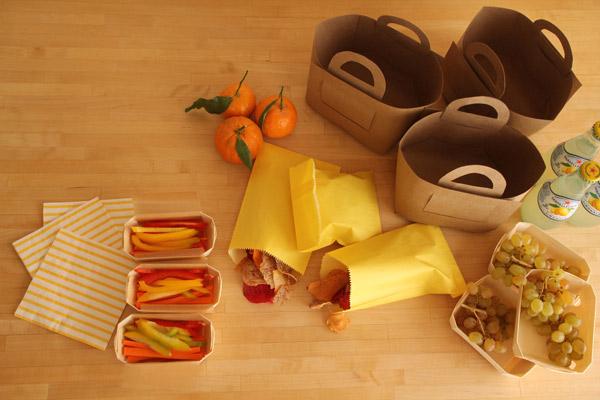 paper picnic baskets