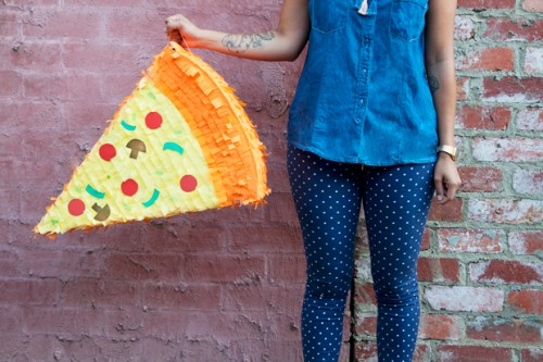 9 DIY Pizza Crafts For Throwing A Cool Summer Party