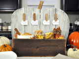 serving pumpkin stand