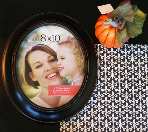 Diy Pumpkin Wall Art