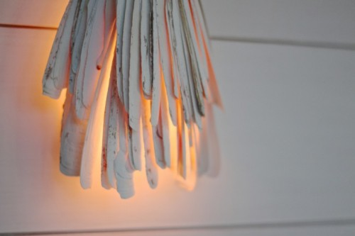 Diy Raxor Clam Pendant Light For Beachy Decor