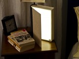 Diy Reading Light Of A Hardcover Book