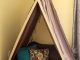 Diy Reading Nook And Play Tent
