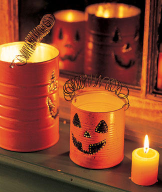 Diy Recycled Jack O Lanterns