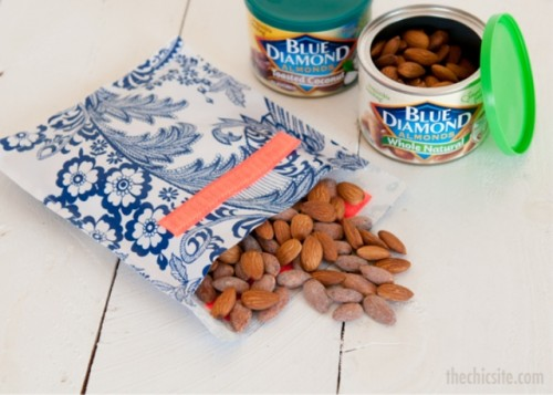 Diy Reusable Snack Bags For Parties And Favors