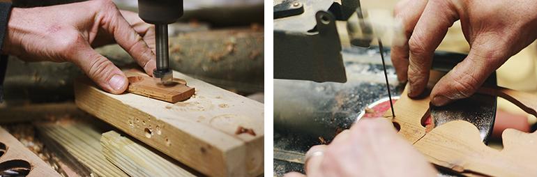 diy wood ring