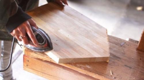 Diy Rooftop Cutting Board