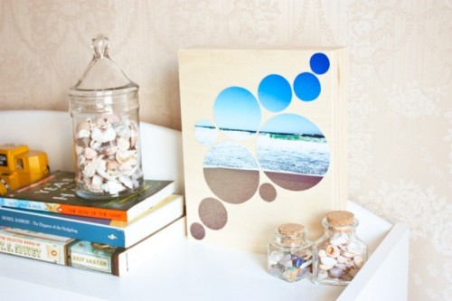 Diy Round Mosaics Of Your Favorite Photo