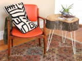 diy-rustic-end-table-from-a-tree-stump-slice-1