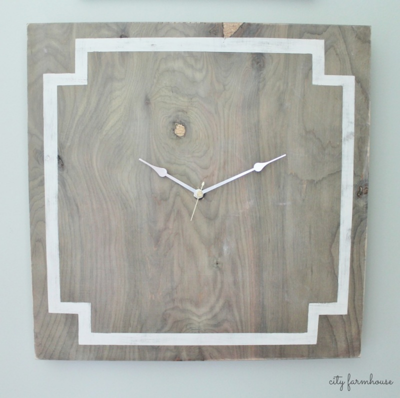 17 diy rustic wall art pieces and clocks greek key inspired wall