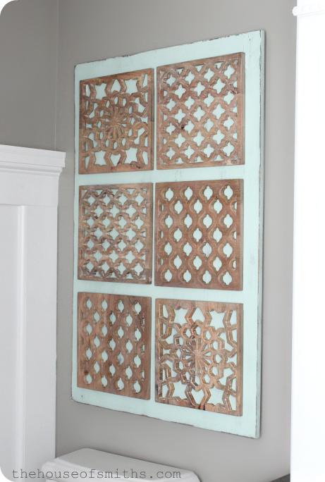 17 DIY Rustic Wall Art Pieces And Clocks » decorative rustic wooden ...