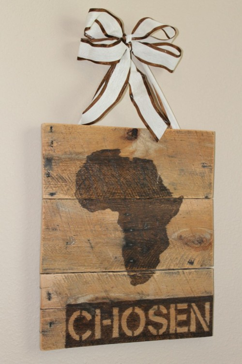 Superb state rustic wall art via simplyhomeblog