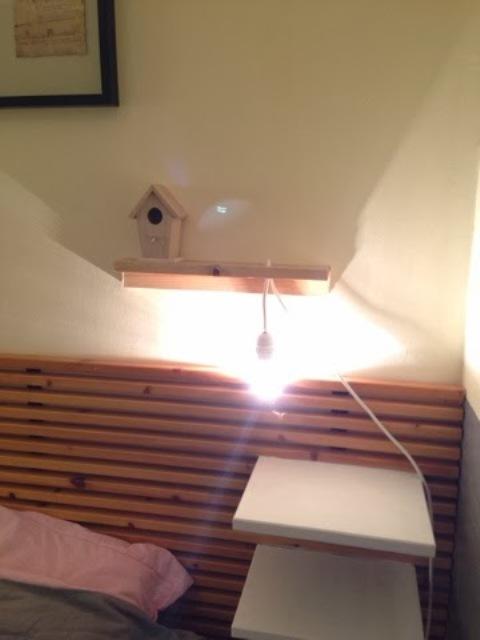 Diy Scandianvian Inspired Wall Lamp