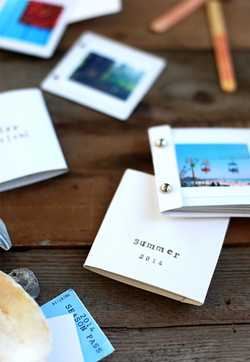 13 DIY Scrapbooks And Photo Books To Keep Your Memories At Hand