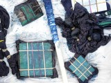 Diy Shibori Indigo Pillows To Make