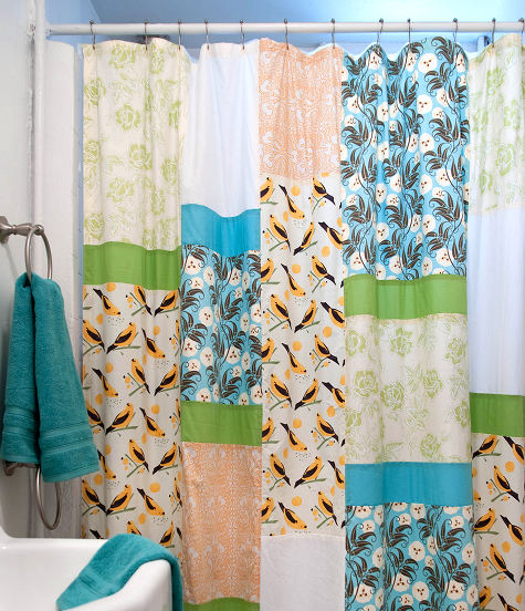 Sewing for the Home ~ Curtains with a Lining « Sew,Mama,Sew! Blog