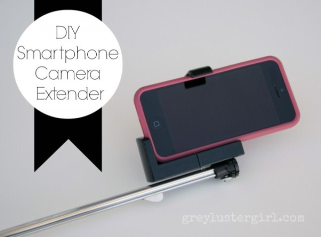 Diy Smartphone Camera Extender