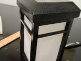 Diy Solar Lantern To Illuminate House Numbers