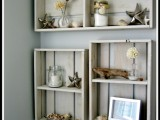 small box shelves