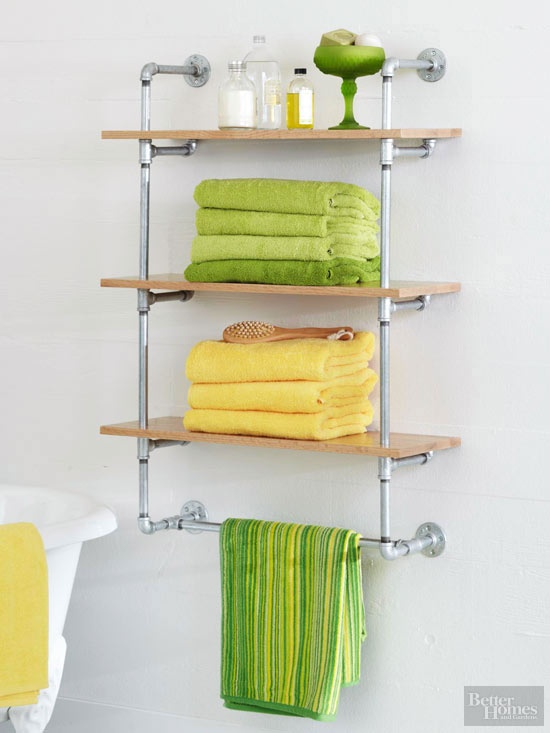 Picture Of Industrial Shelving Unit