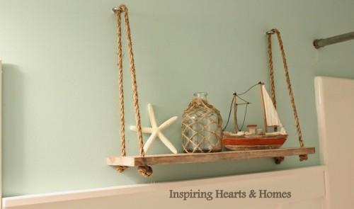 swing shelf (via inspiringheartsandhomes)