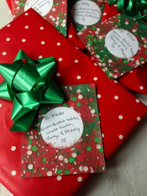 sprinkle gift tag (via whimsy-love)