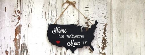 Mom's state art (via craftcuts)
